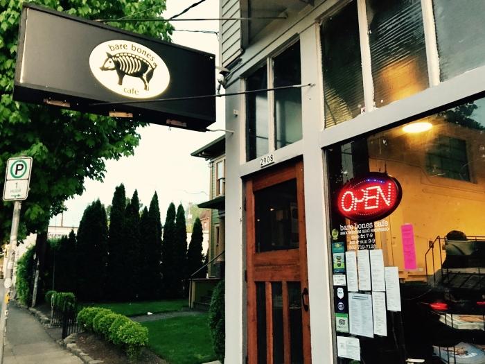 Bare Bones Cafe & Bar
